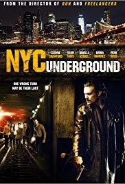 Poster N.Y.C. Underground