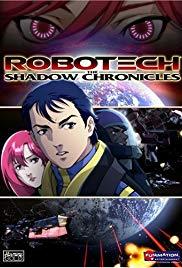 Poster Robotech: Birth of a Sequel