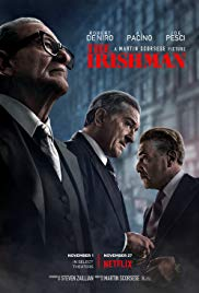 Poster The Irishman