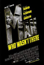 Poster The Man Who Wasn't There