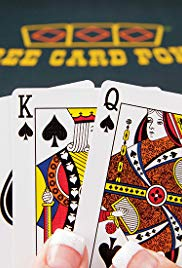 Poster Three Card Poker National Championship