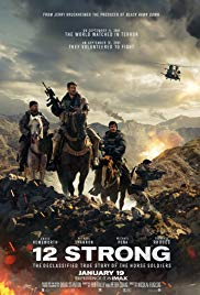 12 Strong, 2018