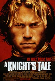 Poster A Knight's Tale