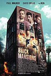 Poster Brick Mansions