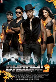 Poster Dhoom:3