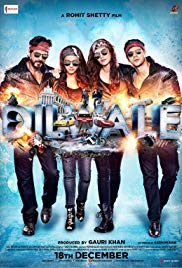 Poster Dilwale