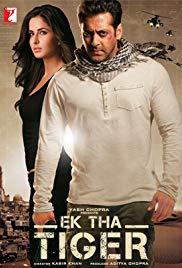 Poster Ek Tha Tiger