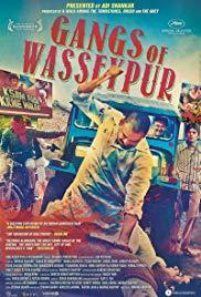Poster Gangs of Wasseypur