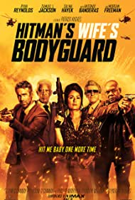 Poster The Hitman's Wife's Bodyguard