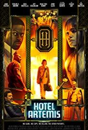 Poster Hotel Artemis