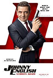 Poster Johnny English Strikes Again