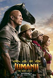 Poster Jumanji: The Next Level