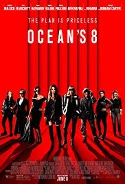 Poster Ocean's Eight