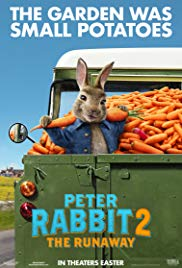 Poster Peter Rabbit 2