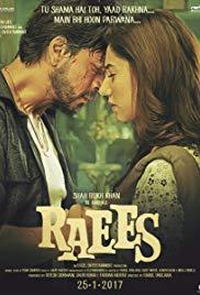 Poster Raees