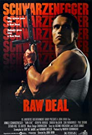 Poster Raw Deal