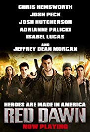 Poster Red Dawn