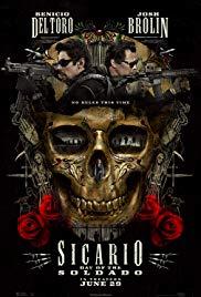 Poster Sicario: Day of the Soldado