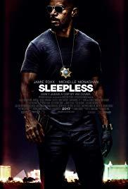 Poster Sleepless