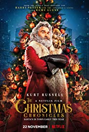 Poster The Christmas Chronicles