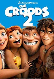 Poster The Croods 2