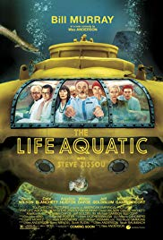 Poster The Life Aquatic with Steve Zissou