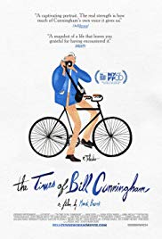 Poster The Times of Bill Cunningham