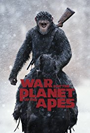 War for the Planet of the Apes, 2017