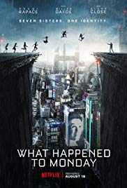 Poster What Happened to Monday