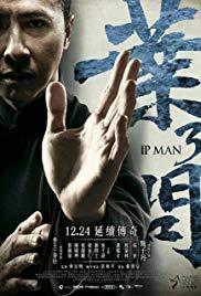Poster Yip Man 3