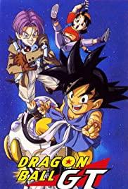 Poster Dragon Ball GT: Doragon bôru jîtî