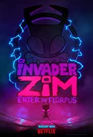 Poster Invader ZIM: Enter the Florpus