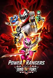 Poster Power Rangers: Dino Fury