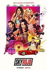 Poster Sky Rojo