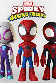Poster Spidey and His Amazing Friends
