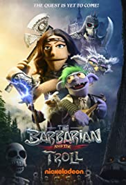 Poster The Barbarian and the Troll