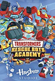 Poster Transformers: Rescue Bots Academy