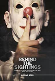 Poster Behind the Sightings