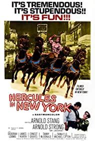 Poster Hercule la New York