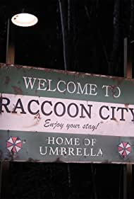 Poster Resident Evil: Welcome to Raccoon City