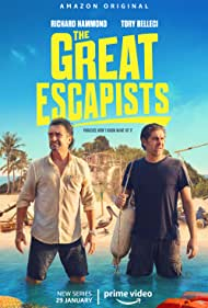 Poster The Great Escapists