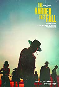 Poster The Harder They Fall
