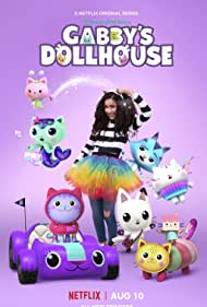 Poster Gabby's Dollhouse