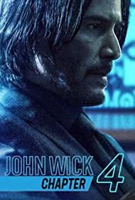 Poster John Wick: Chapter 4