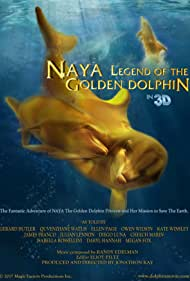 Poster Naya Legend of the Golden Dolphin
