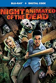 Poster Night of the Animated Dead