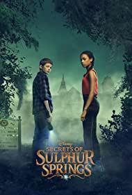 Poster Secrets of Sulphur Springs