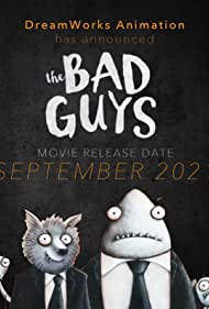 Poster The Bad Guys