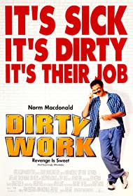 Poster Dirty Work