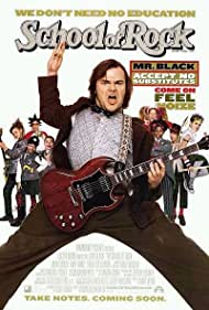 Poster The School of Rock